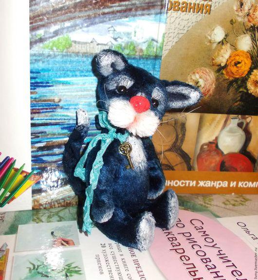 Мишки Тедди ручной работы. Кот Ричард. Риччи. Авторская игрушка. Коллекционная игрушка.. Natali & ﻱНатусикиﻱ. Ярмарка Мастеров.