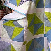 Для дома и интерьера handmade. Livemaster - original item Quilted patchwork bedspread. Handmade.