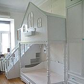 Для дома и интерьера ручной работы. Ярмарка Мастеров - ручная работа Белая детская. Handmade.