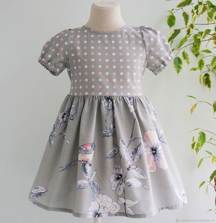 Работа Детское Платье Детское Платье