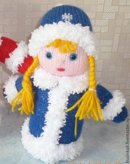 Снегурочка. Новогодний персонаж