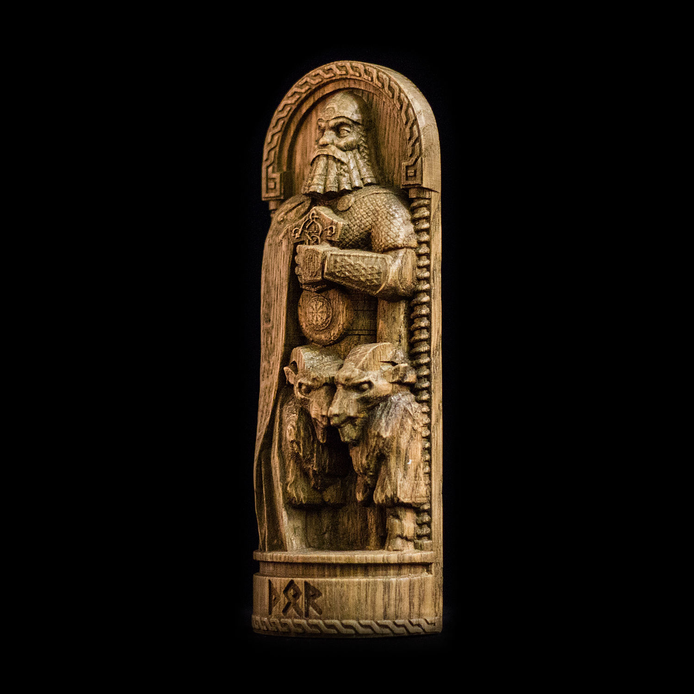 Thor scandinavian norse god, hummer – shop online on Livemaster with  shipping - BB425COM | Kiev