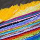 """Текстиль, ковры ручной работы. Ярмарка Мастеров - ручная работа. Купить Коврик """"Солнышко"""". Handmade. Коврик, коврики, жизнерадостный"""