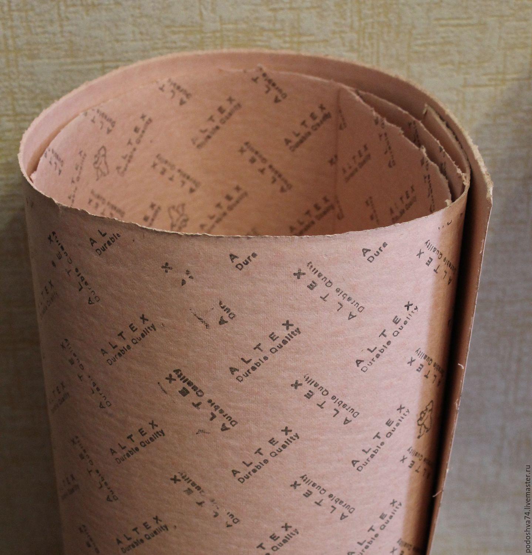 Картон обувной (стелечный) – купить в интернет-магазине на Ярмарке ... 28227f86d46