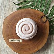 Мыло ручной работы. Ярмарка Мастеров - ручная работа Розовая глина. Соляное натуральное мыло с нуля.. Handmade.