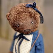 Куклы и игрушки ручной работы. Ярмарка Мастеров - ручная работа Мишка......... Handmade.