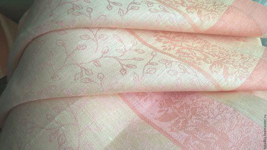 """Текстиль, ковры ручной работы. Ярмарка Мастеров - ручная работа. Купить Салфетка жаккардовая """"Нежность"""". Handmade. Комбинированный, столовый текстиль"""