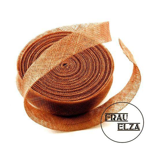 Другие виды рукоделия ручной работы. Ярмарка Мастеров - ручная работа. Купить Синамей лента 2 см Медь. Handmade.