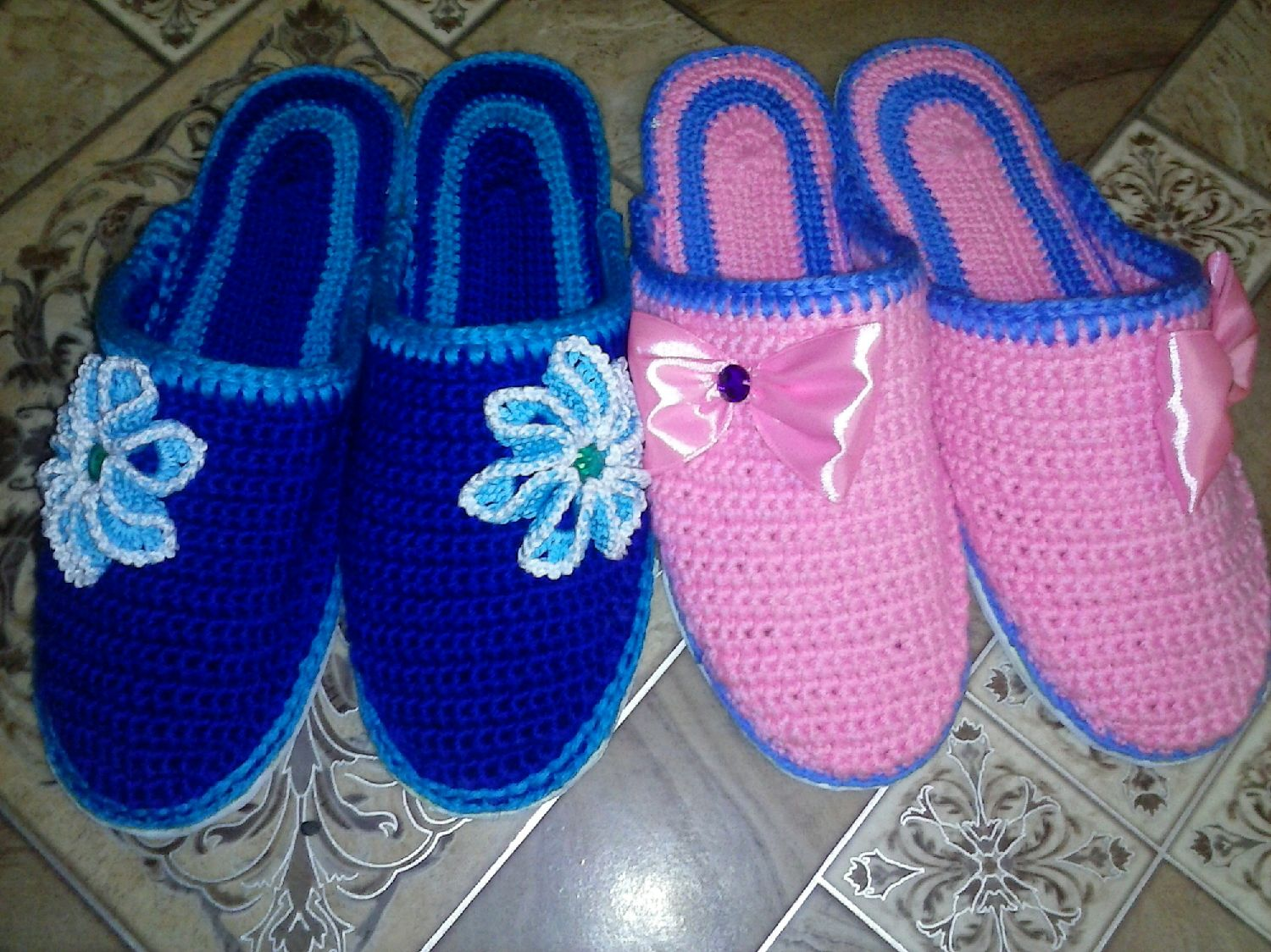 Slippers 'Joy', Slippers, Samara,  Фото №1