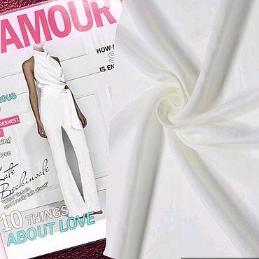 Одежда ручной работы. Ярмарка Мастеров - ручная работа Белая блузка с открытой спиной. Handmade.