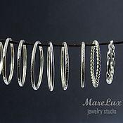 Украшения ручной работы. Ярмарка Мастеров - ручная работа Модный сет 9 серебряных колец от MareLux. Handmade.