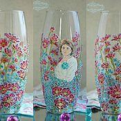 Картины и панно handmade. Livemaster - original item Vase