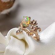 Украшения handmade. Livemaster - original item Gold ring