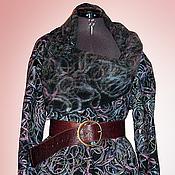 Одежда ручной работы. Ярмарка Мастеров - ручная работа Легкое пальто-кардиган. Handmade.
