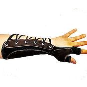 handmade. Livemaster - original item Druid`s Archery Glove. Handmade.