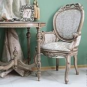 Кресла ручной работы. Ярмарка Мастеров - ручная работа Кресло 19 век. Handmade.