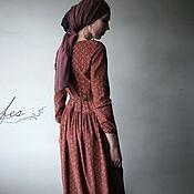 """Одежда ручной работы. Ярмарка Мастеров - ручная работа Платье """"Азийя"""". Handmade."""