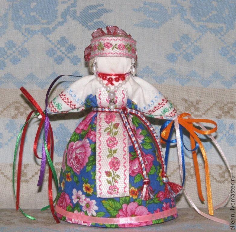 Кукла оберег желанница своими руками мастер класс