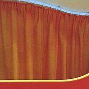 Для дома и интерьера handmade. Livemaster - original item Flexible curtain rod. Handmade.