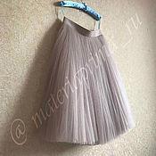 Одежда ручной работы. Ярмарка Мастеров - ручная работа юбка пачка. Handmade.