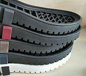 """Материалы для творчества ручной работы. Ярмарка Мастеров - ручная работа Подошва """"Astra 8"""" женская для обуви. Handmade."""