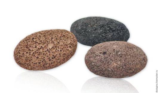 Скраб ручной работы. Ярмарка Мастеров - ручная работа. Купить Пемза - натуральная. Handmade. Коричневый, черный, натуральный камень