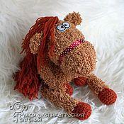 Куклы и игрушки ручной работы. Ярмарка Мастеров - ручная работа Конь. Просто конь.. Handmade.
