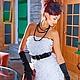 Платья ручной работы. Ярмарка Мастеров - ручная работа. Купить Свадебное или вечернее платье ручной работы. Handmade. Белый