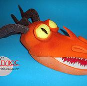 """Работы для детей, ручной работы. Ярмарка Мастеров - ручная работа дракон Кривоклык из мультфильма """"Как приручить дракона"""". Handmade."""