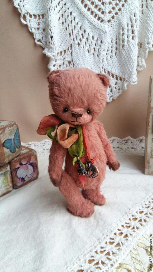 Мишки Тедди ручной работы. Ярмарка Мастеров - ручная работа. Купить Ванечка. Handmade. Коричневый, тедди мишка
