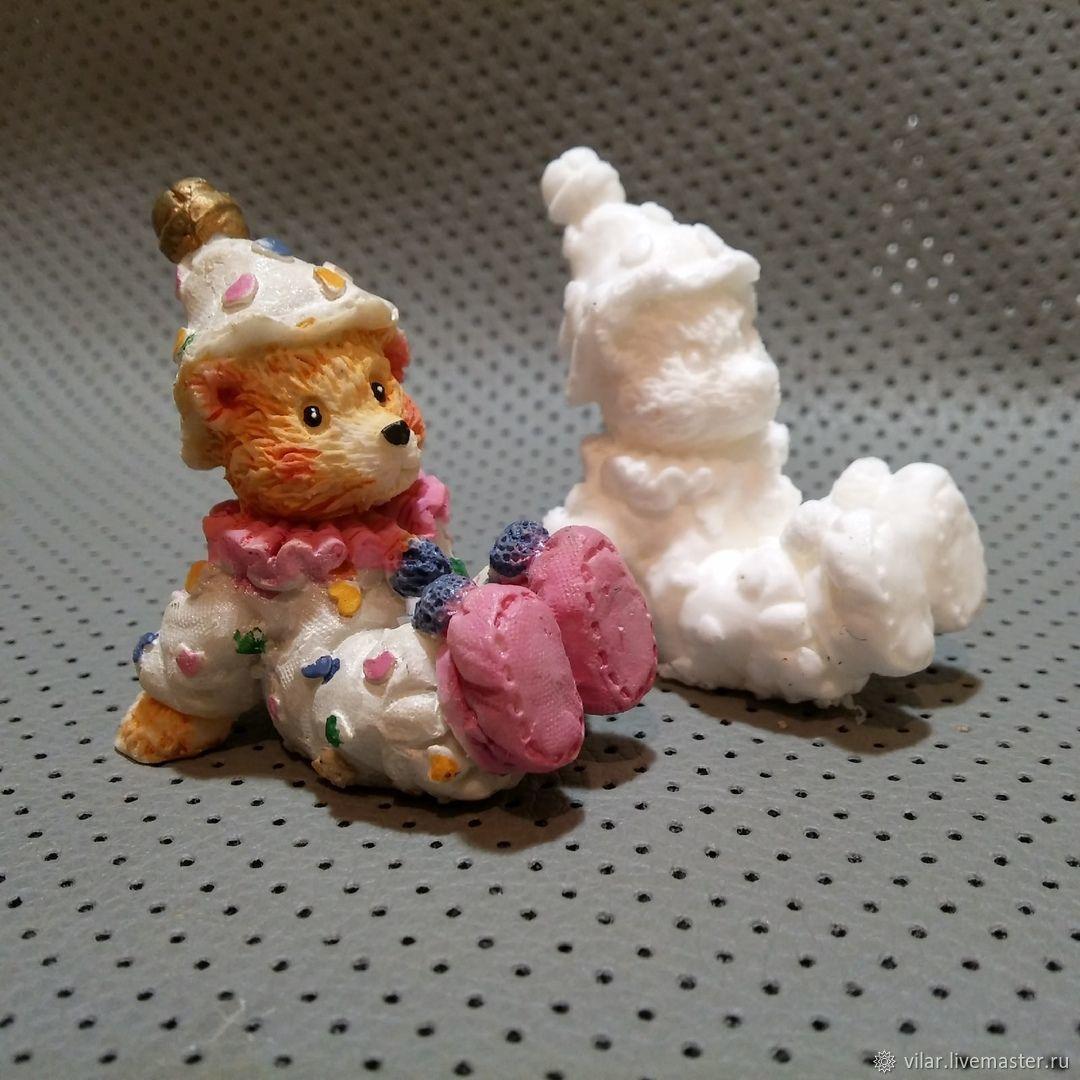 Мишутка клоун, Декор для декупажа и росписи, Балашиха,  Фото №1