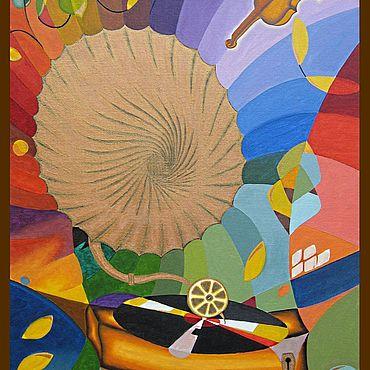Картины и панно ручной работы. Ярмарка Мастеров - ручная работа Тепло. Handmade.