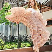 Одежда handmade. Livemaster - original item Chic skirt
