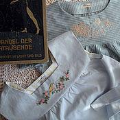 """Одежда ручной работы. Ярмарка Мастеров - ручная работа Платье """"С птичкой"""". Handmade."""