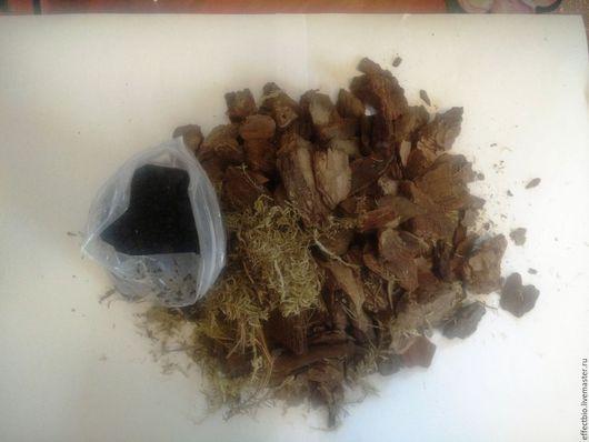 Готовый грунт для выращивания орхидей всех видов из сосновой коры Effect плюс 1л, для выращивания орхидей, кора сосновая, эффект, производитель НПО БиоТехнологии