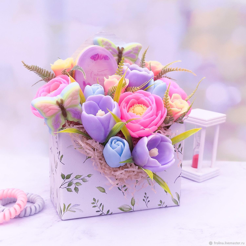 Мыльные Цветы Купить В Интернет Магазине