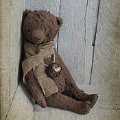 """Куклы и игрушки ручной работы. Ярмарка Мастеров - ручная работа Мишка тедди """"С"""". Мишки тедди. Handmade."""