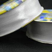 Материалы для творчества ручной работы. Ярмарка Мастеров - ручная работа Атласная лента 25 мм - в ассортименте. Handmade.