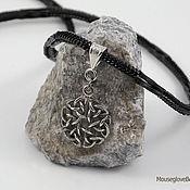 Украшения ручной работы. Ярмарка Мастеров - ручная работа Кулон №47. Celtic knot. Handmade.