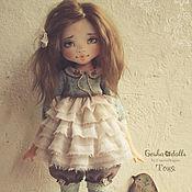 Куклы и игрушки ручной работы. Ярмарка Мастеров - ручная работа Тоня. Handmade.
