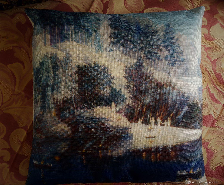 Decorative pillows (pillowcases) SLAVIC LEGENDS, Pillow, Bari,  Фото №1