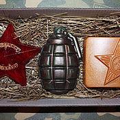 Косметика ручной работы handmade. Livemaster - original item HIT! Set soap