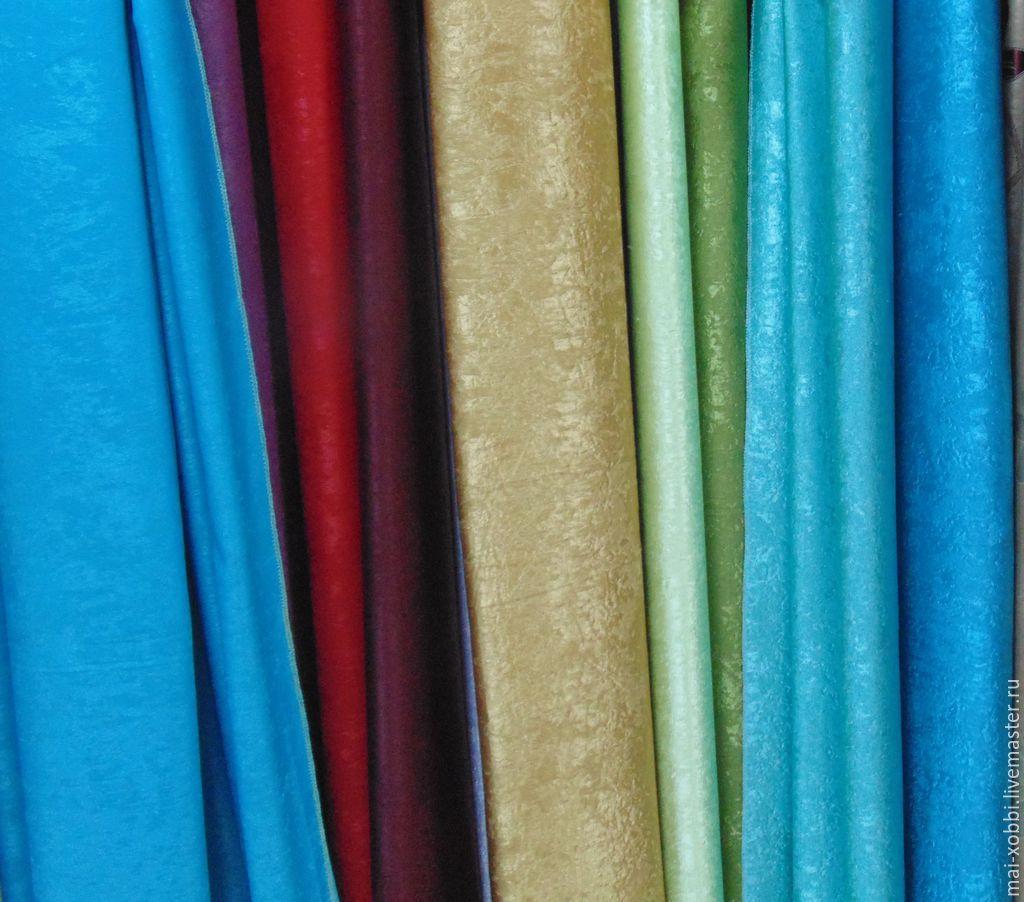 Шторы из ткани софт