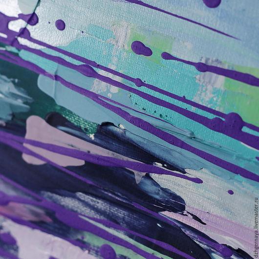Абстракция ручной работы. Ярмарка Мастеров - ручная работа. Купить Lumen. Картины на заказ, недорогая абстракция, картины для интерьера. Handmade.