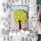 Подарки к праздникам ручной работы. Ярмарка Мастеров - ручная работа Блокнот для маминого дневника. Handmade.