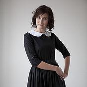 Одежда ручной работы. Ярмарка Мастеров - ручная работа платье Школьница. Handmade.