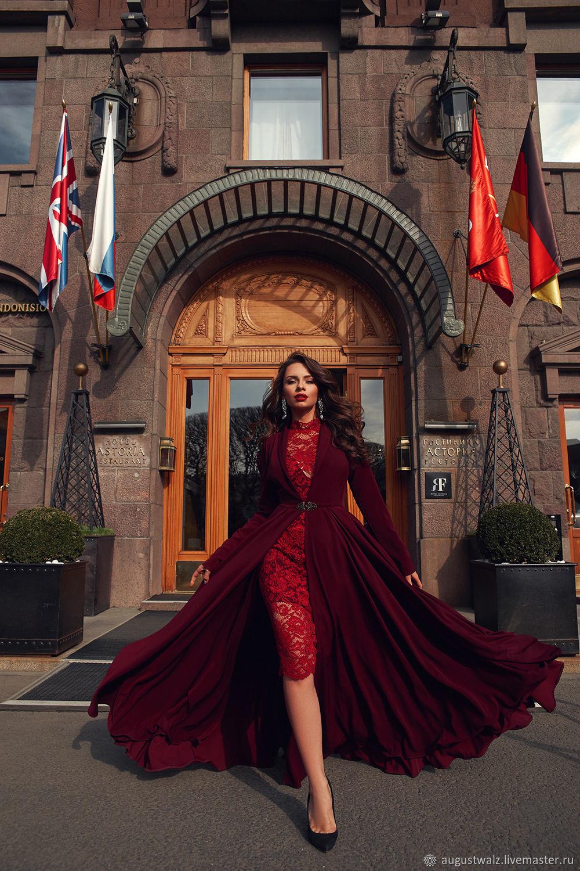 Платье - Жакет в макси длине, Платья, Санкт-Петербург,  Фото №1