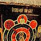 """Иконы ручной работы. Икона на дереве """"Всевидящее око Божие"""". Иконы на дереве ручной работы (ikon-art). Ярмарка Мастеров."""