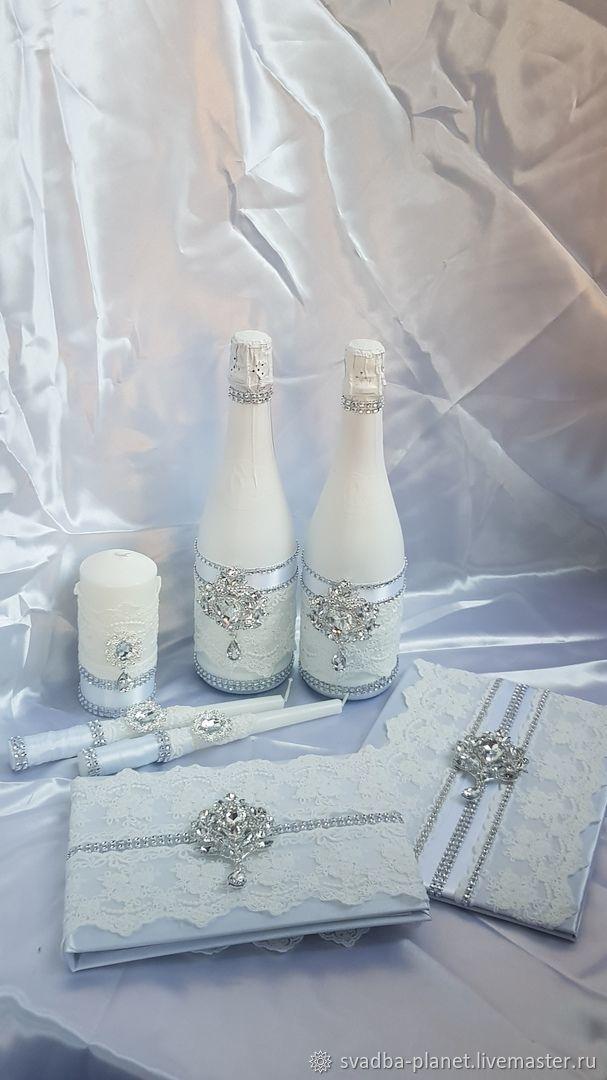 Свадебный набор, Наборы аксессуаров, Москва,  Фото №1