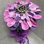 Изделия ручной работы. Ярмарка Мастеров - ручная работа Цветы из фоамирана. Handmade.